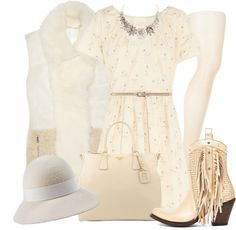 """""""Winter White"""" by justjules2332 ❤ liked on Polyvore"""