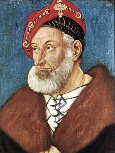 """Count Christoph I of Baden."" Style: Renaissance (Northern), Medium: Oil on wood, portrait. Renaissance Kunst, Renaissance Portraits, Renaissance Men, Renaissance Paintings, Hans Holbein, Hans Baldung Grien, Francois 1, Renaissance And Reformation, Landsknecht"