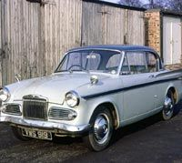 A Sunbeam Rapier