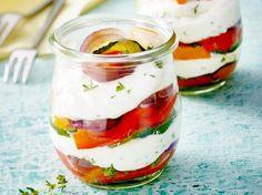 Rezepte im Glas - raffinierte Snacks mit Durchblick   LECKER