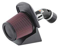 K&N 69-3513TTK Textured Black Performance Intake Kit - http://www.performancecarautoparts.com/kn-69-3513ttk-textured-black-performance-intake-kit/