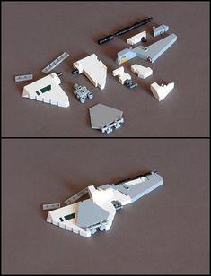 Wing Assembly Part 1 - Trend Lego Box 2020 Lego Spaceship, Lego Robot, Spaceship Design, Avion Lego, Lego Jedi, Lego Mandalorian, Minifigures Lego, Instructions Lego, Lego Plane