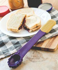 Peanut Butter & Jelly Spreader