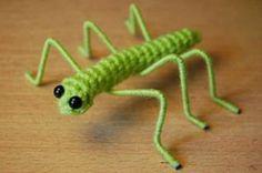 Nick the Stick - Free Crochet Pattern