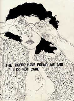 Hide And Seekby Kaethe Butcher(Quote: Bukowski, For Jane Poem)