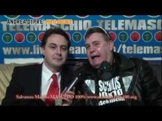 Salvatore Marino MASCHIO 100% presentato dal critico d'arte prof. avv. A...