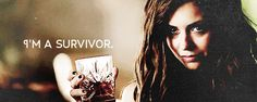 Katherine Pierce. One of my favorite fictional characters ever.