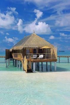 Constance Moofushi Resort  #Maldives | #Luxury #Travel VIPsAccess.com $ 499/Night Summer Savings!!!