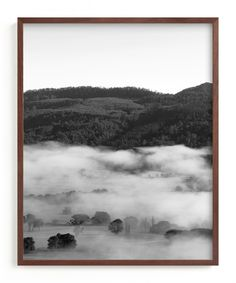 The Valley Limited Edition Art Print