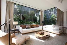 The Jardim Paulista Residence by Arthur Casas » CONTEMPORIST
