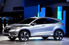 The Honda Urban SUV Concept has made its world debut at the 2013 Detroit Auto Show. The concept showcases the styling direction[…] Crossover, Car Repair Service, Auto Service, Suv Reviews, Honda Hrv, Detroit Auto Show, Ford, Diesel Cars, Motorcycle Design