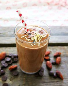 Antipastaa: Mokkapalasmoothie (munaton, maidoton, gluteeniton, vegaaninen, paleo, vhh)