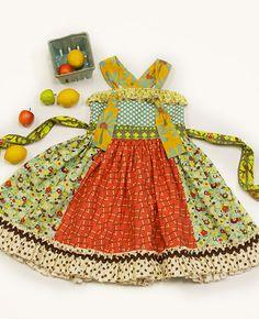 FALL FESTIVAL  $68.00 | Code: PLATTPAC23    1      Description  Four Panel Smart Ellie Dress  6314