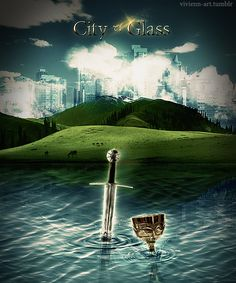 Fan made poster for City of Glass