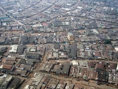 Lagos, Nigeria / 100 Incredible Views Out Of Airplane Windows