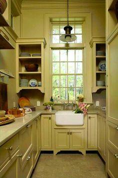 71 best home kitchens colors green images kitchen design rh pinterest com