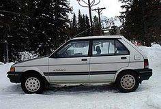 Subaru old models
