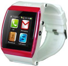 Bluetooth GSM Smart Watch Phone MP3 MP4 Touch Screen Camera Smartwatch
