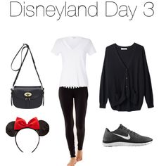 Disneyland Winter Outfit. Because good shoes for walk while all day. Many time I went to Disneyland.