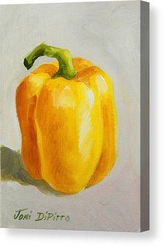 Oil Pastel Art, Oil Pastel Drawings, Art Drawings, Oil Pastels, Vegetable Painting, Fruit Painting, Yellow Painting, Food Art Painting, Paintings Of Fruit