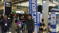 VOLTRONIC Germany debut in Seoul Motor Show 2015 (2015 서울모터쇼 볼트로닉 부스)