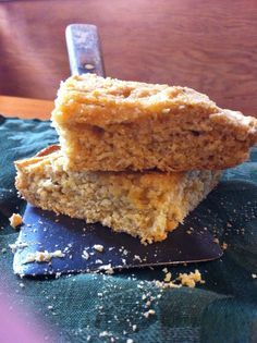 cornbread for everyone - replace the wheat flour in the recipe with garbanzo bean (chickpea flour)