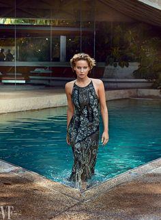 "Jennifer Lawrence on Junk Food: ""Cool Ranch Doritos Are My Girl""   Vanity Fair"
