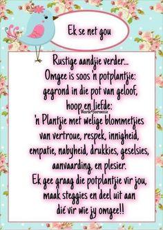 Goeie Nag, Goeie More, Happy Birthday Greetings, Sleep Tight, Afrikaans, Wish, Poems, Sleep Well, Poetry