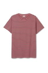 <p>The Home StripesT-shirt is a timeless basic in soft organic cotton. It has a banded round neck, short sleeves and a relaxed fit.<br /><br />- Size Medium measures 112 cm in chest circumference, 74 cm in length and21 cm in sleeve length.</p>