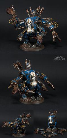 Ork Deathskullz Deff Dread