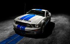 フォードマスタングシェルビー 車 高解像度で壁紙