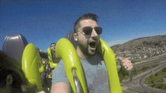 Amazing Catch on Roller Coaster (Backstory in Comments) Dankest Memes, Funny Memes, Hilarious, Jokes, Funny Videos Clean, Good People, Amazing People, Roller Coaster, Really Funny