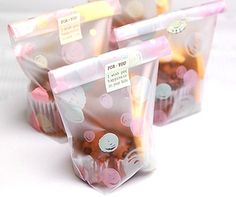 Free Shipping cheap cookie biscuit plastic bags, colorful circles circle transparent cake cookies pastry packaging bag for party US $17.92