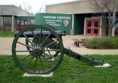 (Wilson's Creek National Battlefield, Republic, Missouri.) Fought on August 10, 1861, the Battle of Wilson's Creek was a pivotal battle in Missouri and the second major battle of the Civil War. The visitor center features a new 27-minute film, a museum and changing exhibits. A five-mile self-guided tour road allows visitors to explore the battlefield at their own pace. Walking trails lead to various battle sites, including Bloody Hill, the Historic John Ray House and the Edwards Cabin.