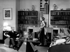 Cedric Gibbons, Art Deco sets and the Hollywood dream | Girls Do Film