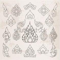 thai calligraphy - Google Search