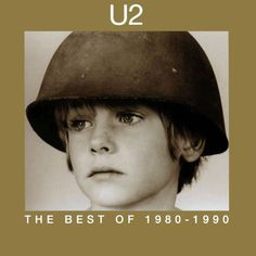 "U2 ""THE BEST OF 1980 - 1990"""
