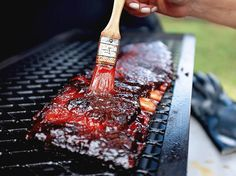 This glaze is a perfect match for pork ribs, with its sweet cherry notes. Apply glaze towards the end of the cook to give ribs a sticky, sweet and shiny finish.If you prefer a spicier kick, add in an extra ½ tsp of cayenne powder! This glaze can also be used as syrupy drizzle on other pork dishes, too