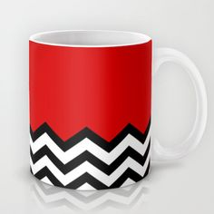 Black Lodge Dreams (Twin Peaks) Mug by Welcome to Twin Peaks     I want this so bad, it's stupid.