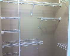 Outstanding Rubbermaid Wire Shelving Installation Instructions ...