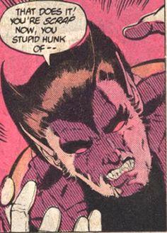 legion of super heroes : wolverine