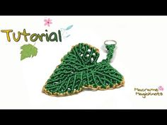 Macrame Tutorial: How to Wrap a Stone/Cabochon with Beads Macrame Colar, Macrame Rings, Macrame Bag, Macrame Necklace, Macrame Knots, Macrame Jewelry, Macrame Bracelets, Macrame Tutorial, Flower Tutorial