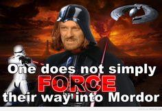 You dare underestimate my power?