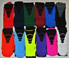 Nike Elite Football Lacrosse Vapor Crew Socks 8 Colors to Choose Large L 8-12