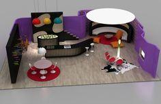 set de television diseño - Buscar con Google