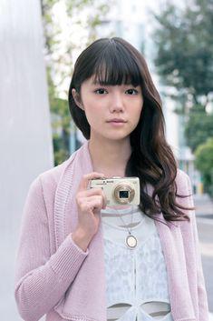 #Aoi Miyazaki #japanese actress #camera
