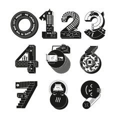 oculto - Numerografía for Yorokobu Mag ...