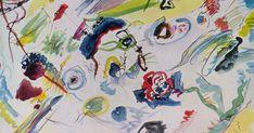 Primera acuarela abstracta. Historias detrás de las obras de arte. Pudimos hacer esta publicación gracias a las pequeñas donaciones¿Cómo se sostiene 3 minutos de arte?  Primera acuarela Abstracta (?). Kandinsky.  Kandinsky, como él Leer más… Mondrian, Kandinsky, Painting, Abstract Watercolor, Exhibitions, Artworks, Thanks, Artists, Painting Art