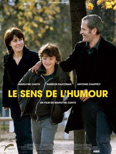 Le sens de l'humour (2013) ★★★½☆ Enjoyable, unambitious film about honest, hardworking folks trying to better themselves. Perfect for a rainy afternoon.