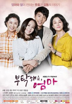 All About My Mom (부탁해요 엄마) Korean  - Drama - Picture